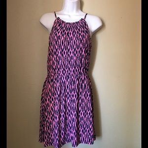 Banana Republic Dress Spaghetti Straps Stretch XS